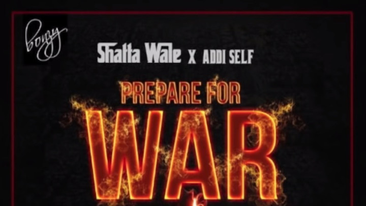 Shatta Wale feat. Addi Self - War [10/2/2018]
