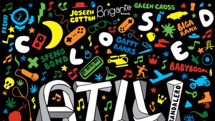 Atili Bandalero - Galong feat. Joseph Cotton, Biga Ranx & Green Cross [12/7/2014]