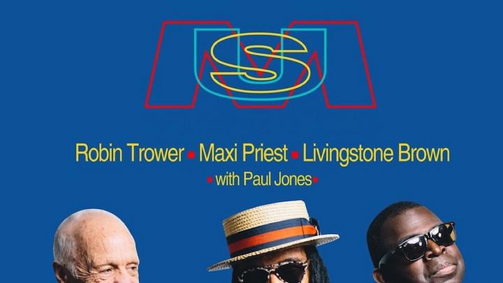 Robin Trower & Maxi Priest & Livingston Brown feat. Paul Jones - Santa Claus Is Back in Town [12/11/2020]
