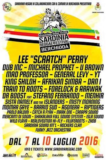 Sardinia Reggae Festival 2016