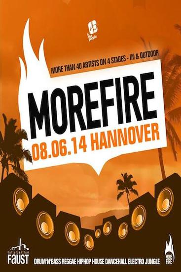 More Fire Festival 2014