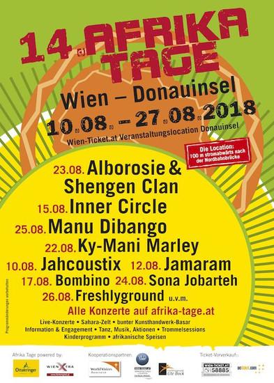 Afrika Tage 2018 - Wien