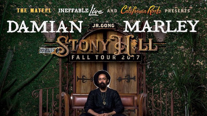 Damian Marley in Redway, CA @ Mateel Community Center (Full Show) [10/3/2017]