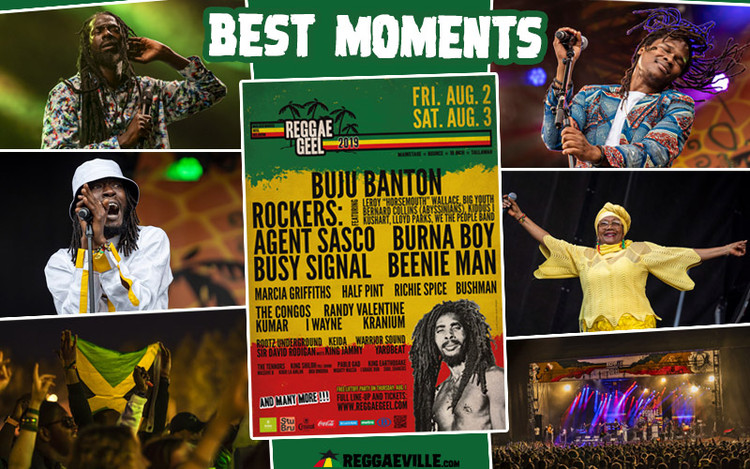 Best Moments... Reggae Geel 2019