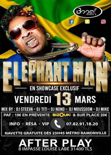 Elephant Man 3-13-2020