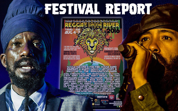 Festival Report - Reggae On The River 2016