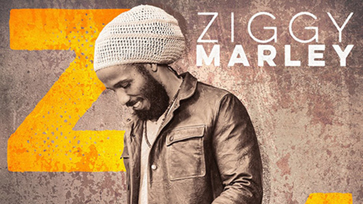 Ziggy Marley - Ziggy Marley (Full Album Stream) [5/20/2016]