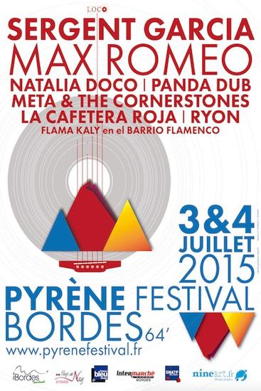 Pyrene Festival 2015