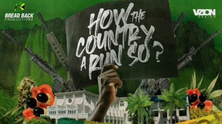 Sizzla - How The Country A Run So [4/30/2021]