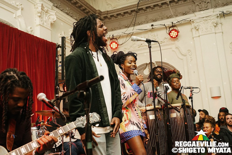 Chronixx, Koffee, Sevana, Chronicle and more...