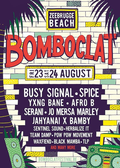 Bomboclat Festival 2019
