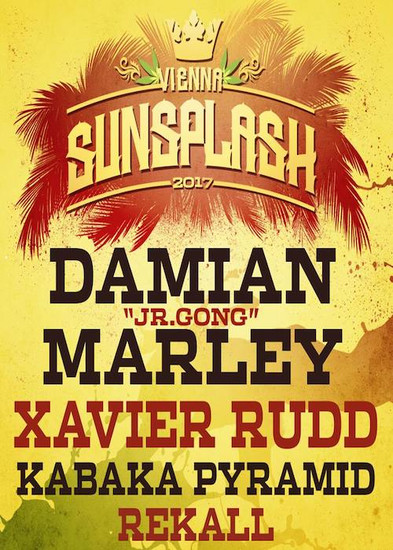 Vienna Sunsplash 2017