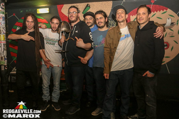 Safari Sound vs. BomChilom vs. Irie Crew