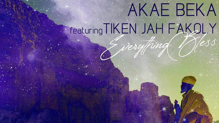 Akae Beka feat. Tiken Jah Fakoly - Everything Bless (Dub) [8/13/2020]