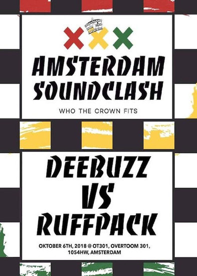 Amsterdam Soundclash 2018