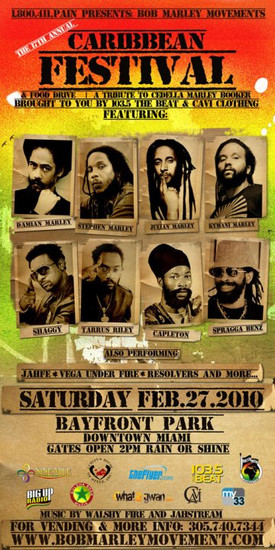 Caribbean Festival 2010