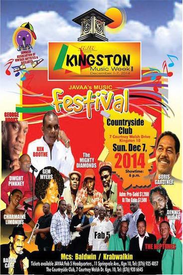 Javaa's Music Festival 2014