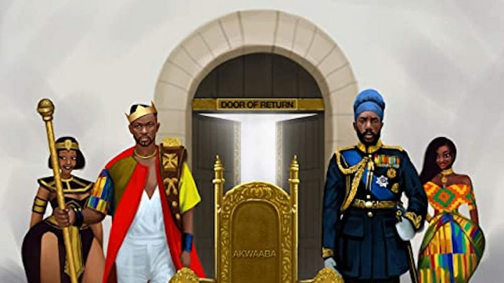 Okyeame Kwame feat. Sizzla - Come Home [7/10/2020]
