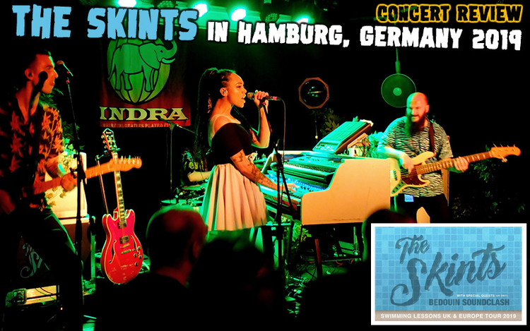 Concert Review: The Skints in Hamburg, Germany - October 14, 2019