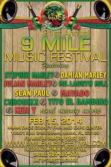 9Mile Music Festival 2014