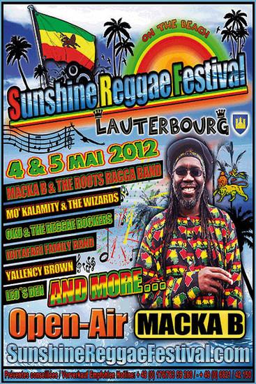 Sunshine Reggae Festival 2012