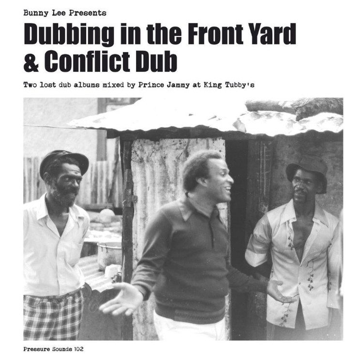 Listen: Bunny Lee - Dubbing in the Front Yard & Conflict Dub