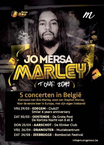 Jo Mersa Marley 8-25-2019
