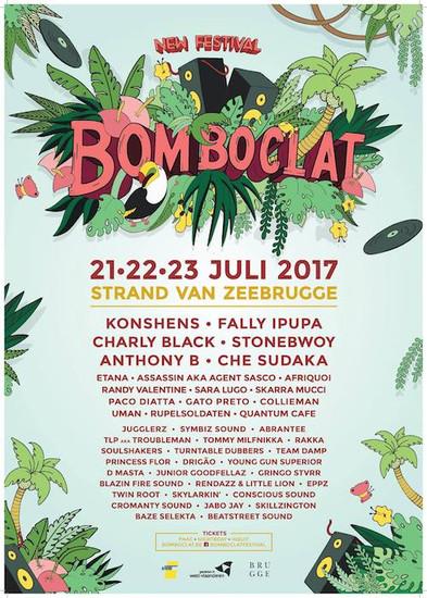 Bomboclat Festival 2017