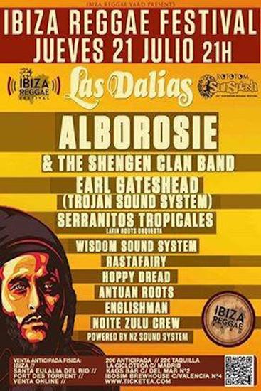 Ibiza Reggae Festival 2016