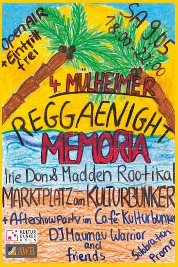Mülheimer Reggae Night