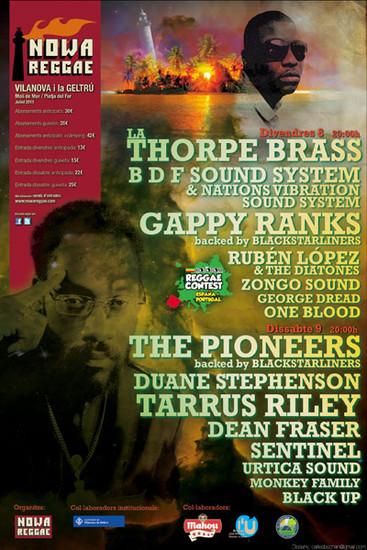 Nowa Reggae 2011