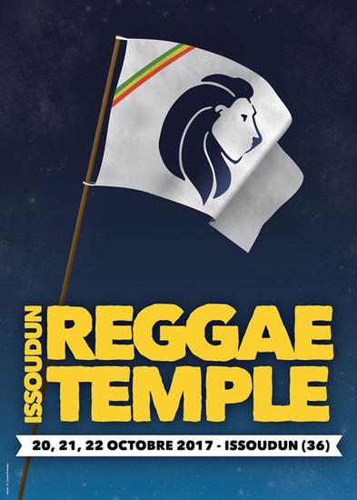 Issoudun Reggae Temple 2017