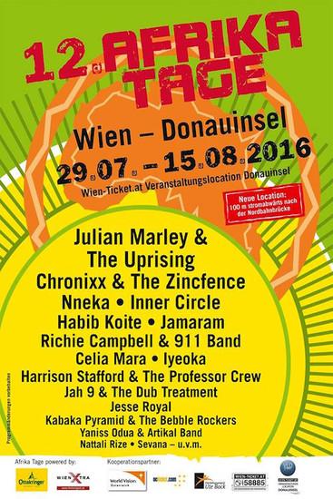 Afrika Tage 2016 - Wien
