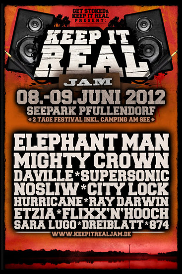 Keep It Real Jam 2012