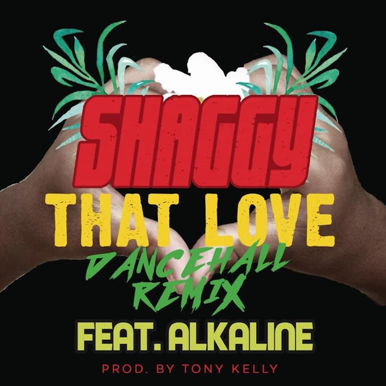 Listen Shaggy Feat Alkaline That Love Dancehall Remix