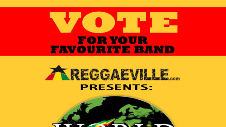World Reggae Contest TOP 10 #VOTENOW [5/11/2015]