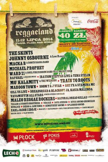 Reggaeland 2015