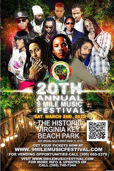 9Mile Music Festival 2013