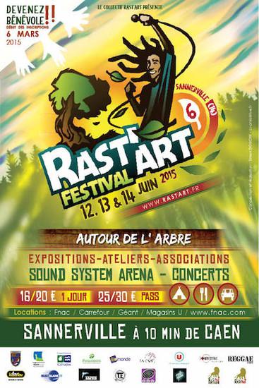 Rast'Art Festival 2015