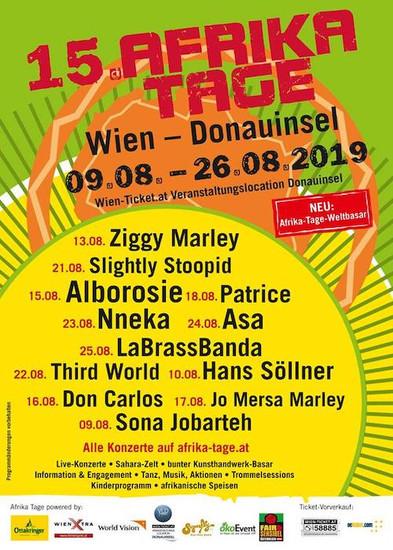 Afrika Tage 2019 - Wien