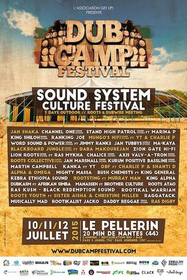 Dub Camp Festival 2015