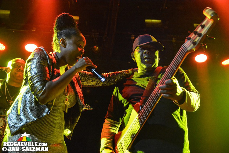 Sly & Robbie & The Taxi Gang with Bitty McLean, Cherine Anderson & Peter Gayle