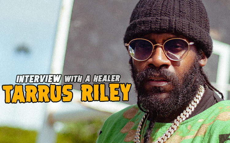 Tarrus Riley - Interview with a Healer