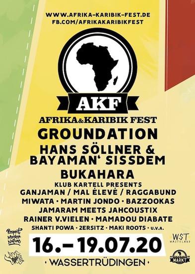 CANCELLED: Afrika Karibik Fest 2020