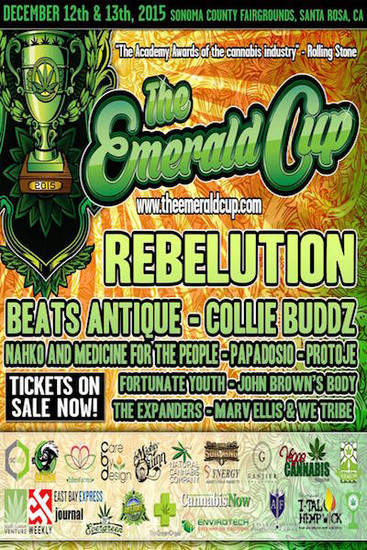 The Emerald Cup 2015