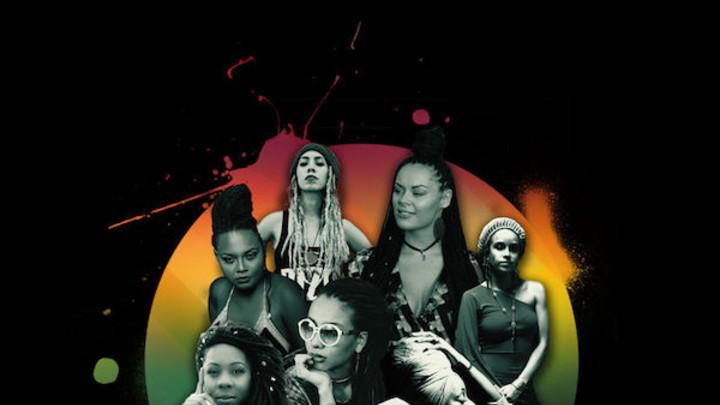 Marla Brown - Survivor Allstars feat. Aleighcia Scott, Kelissa, Tasonia, Dionne Reid, La Tifa & Nattali Rize [12/8/2017]