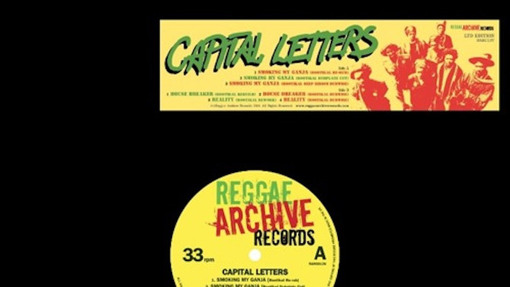 Capital Letters - Smoking My Ganja (Rootikal Dubplate Mix) [7/14/2014]