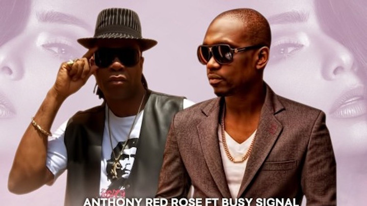 Anthony Red Rose feat. Busy Signal - Smile For Me [12/4/2018]