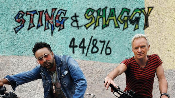 Sting & Shaggy feat. Morgan Heritage & Aidonia - 44/876 [4/5/2018]