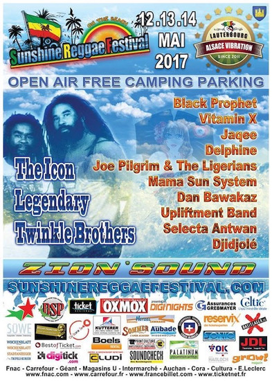 Sunshine Reggae Festival 2017